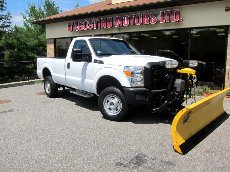 2015 Ford F-250 SD XL Reg. Cab 4WD