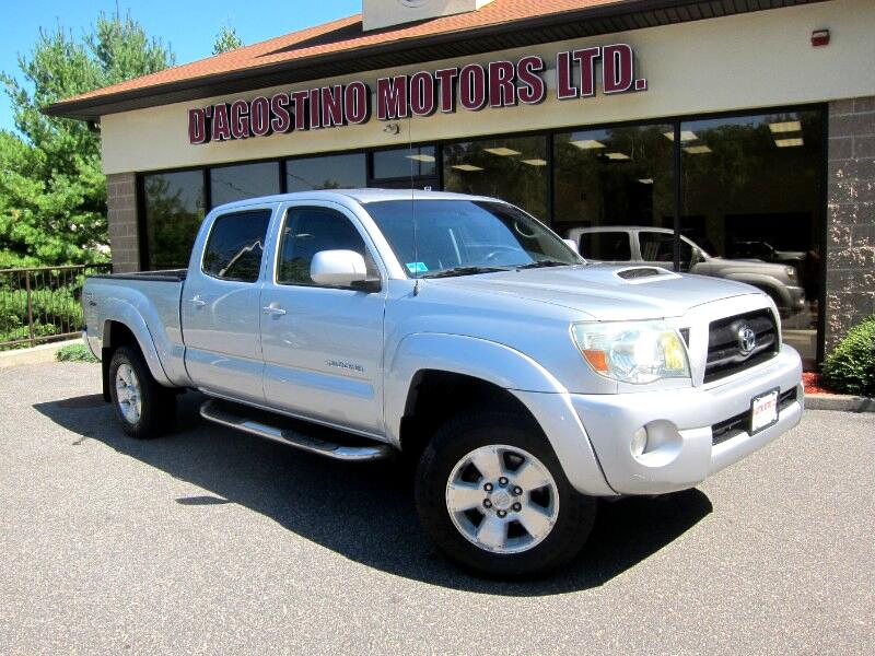 2005 Toyota Tacoma Double Cab Long Bed V6 Automatic SR-5 4WD