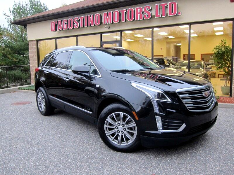 Cadillac XT5 Luxury AWD 2017