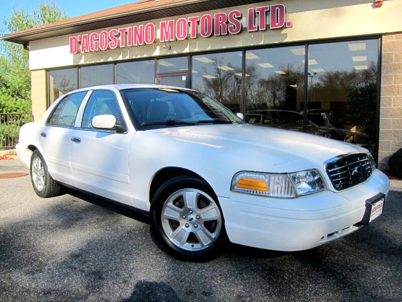 Ford Crown Victoria LX 2011