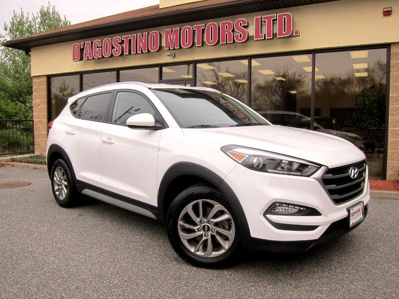 Used Suv For Sale In Ri >> Used 2017 Hyundai Tucson Se Awd For Sale In Smithfield Ri