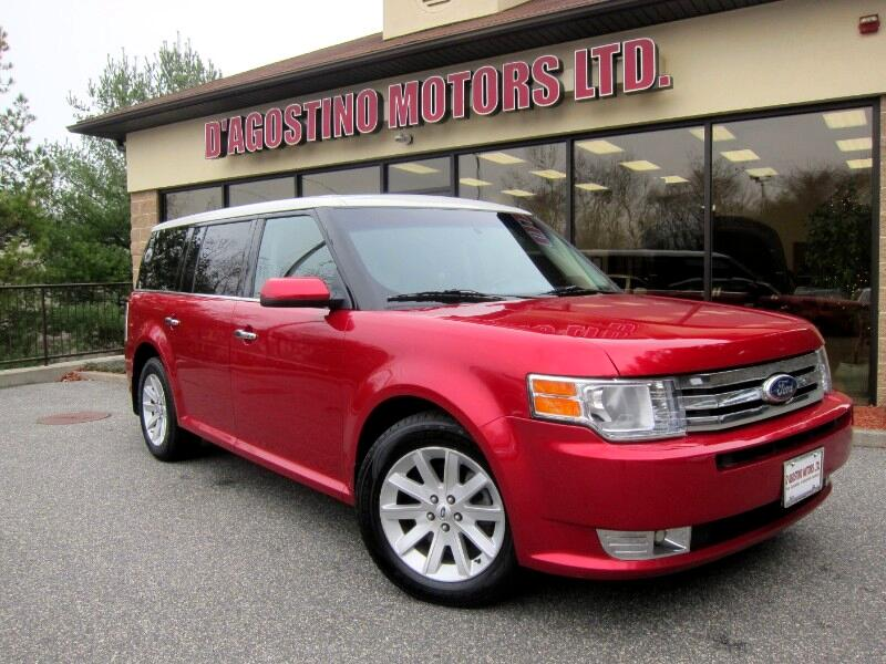 Ford Flex SEL AWD 2012