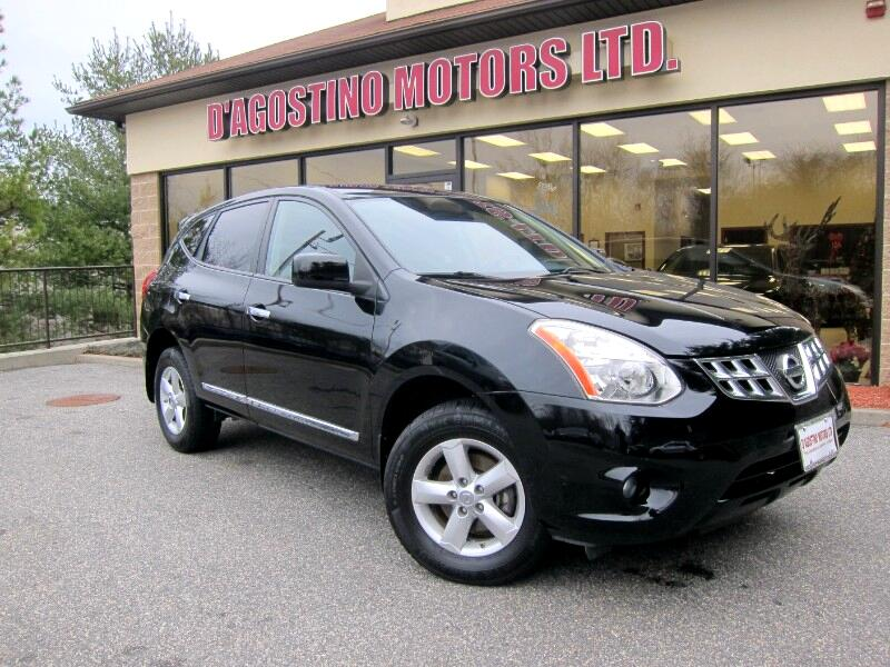 Nissan Rogue AWD 4dr S *Ltd Avail* 2013