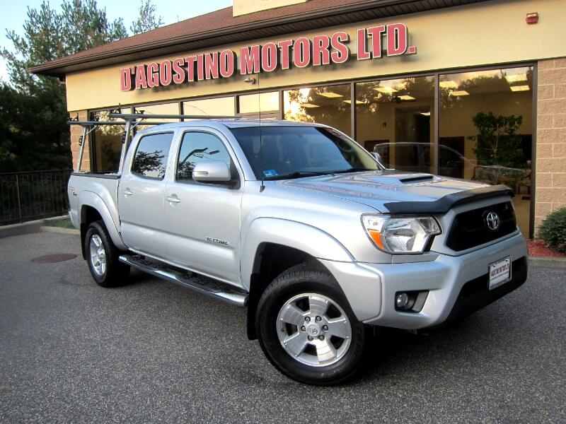 Toyota Tacoma 4WD Double Cab V6 AT TRD Sport (Natl) 2013