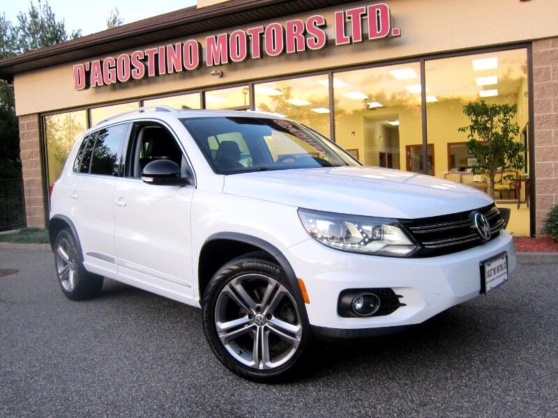 Volkswagen Tiguan Sport 4Motion 2017