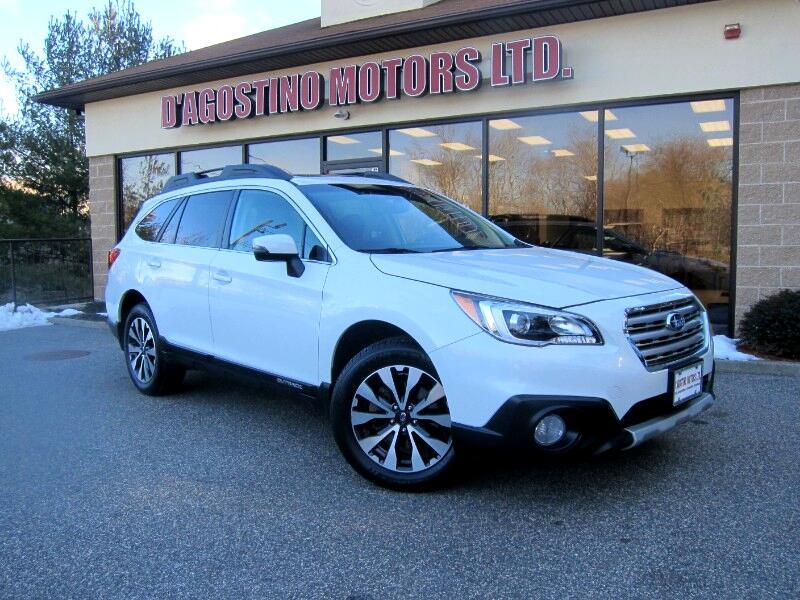 Subaru Outback 2.5i Limited 2017
