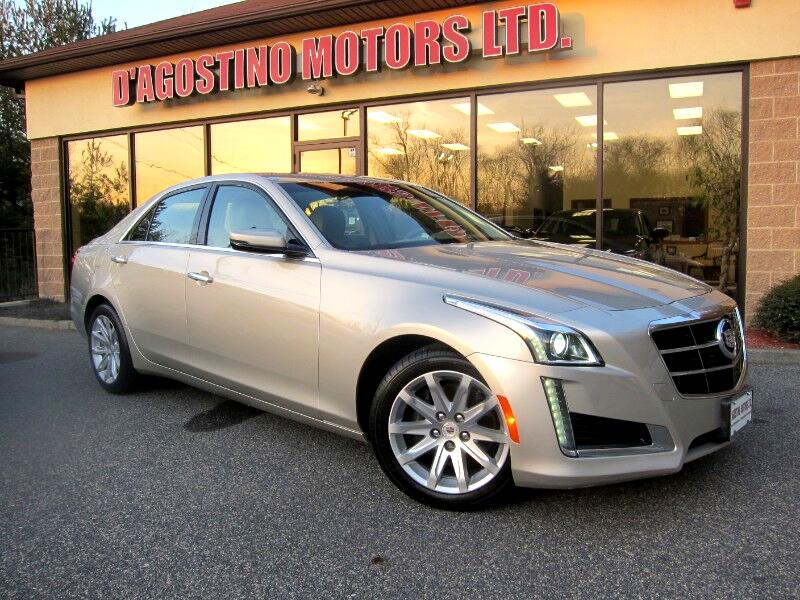 Cadillac CTS 2.0L Turbo Luxury AWD 2014