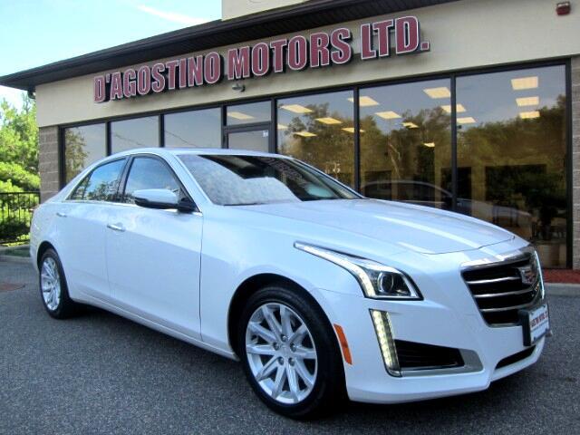 2016 Cadillac CTS 2.0L Turbo AWD