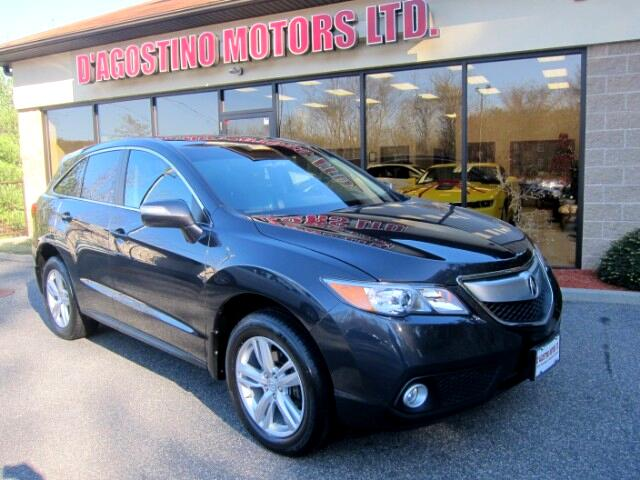Acura RDX 6-Spd AT AWD w/ Technology Package 2013