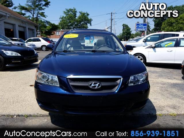 2007 Hyundai Sonata GLS XM