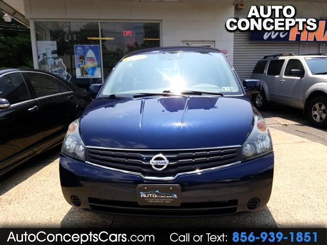 2008 Nissan Quest 3.5 S Special Edition