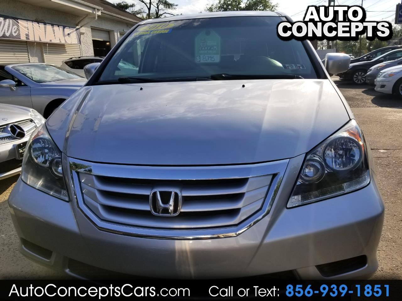 2010 Honda Odyssey EX w/ DVD