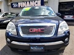 2009 GMC Acadia