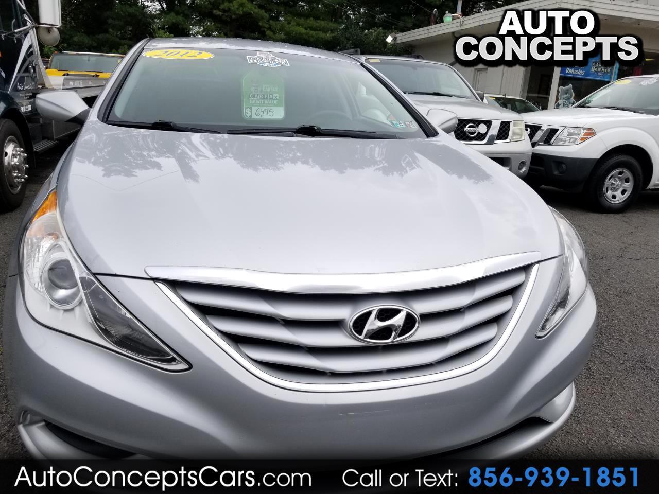 2012 Hyundai Sonata GLS Auto