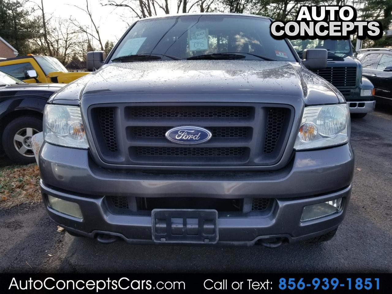 Ford F-150 FX4 SuperCab Flareside 4WD 2004