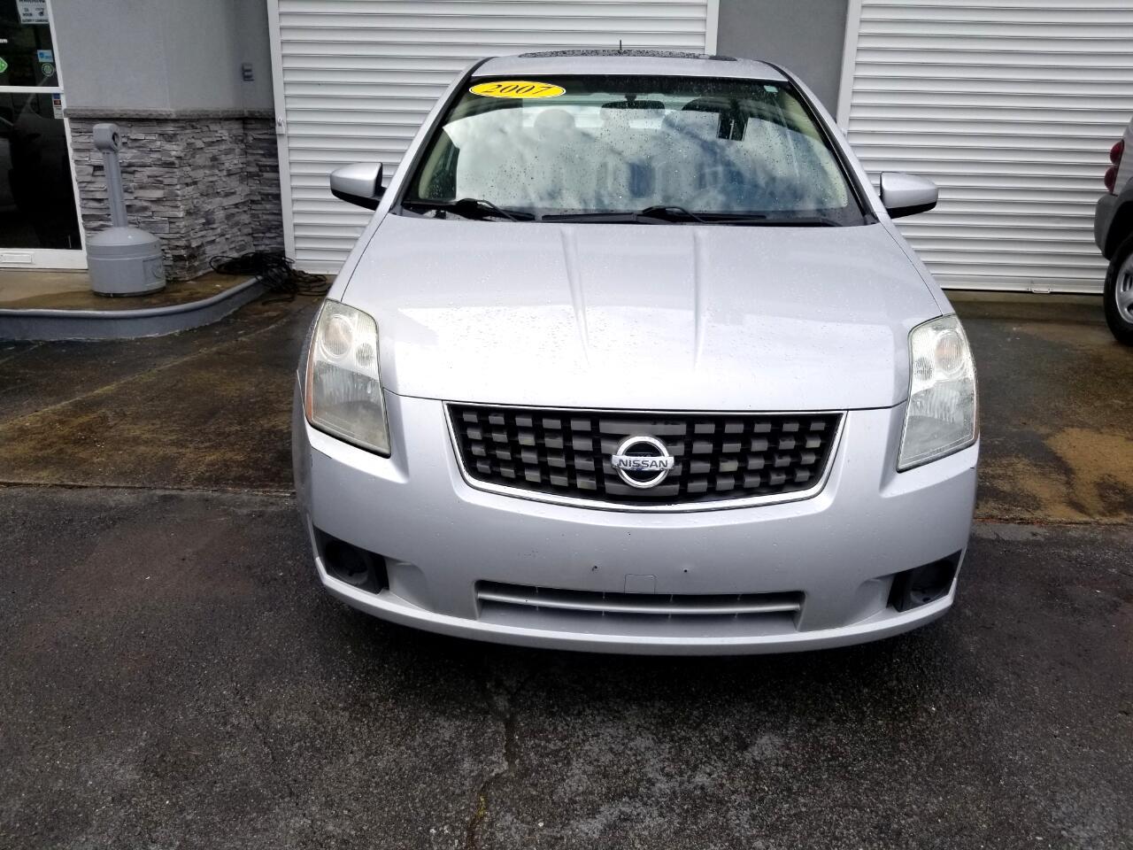 Nissan Sentra 2.0 SL 2007