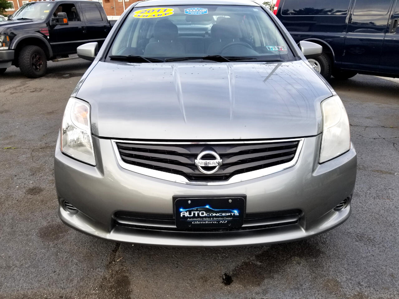Nissan Sentra 2.0 S 2011