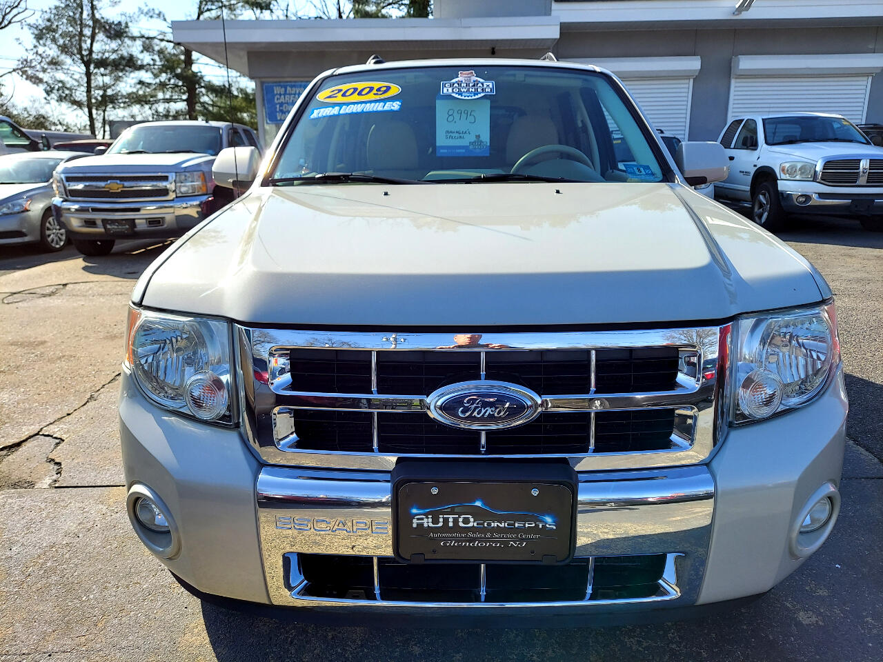 Ford Escape Limited 4WD I4 2009