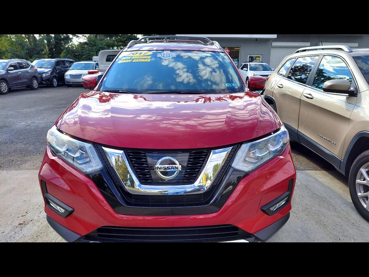 Nissan Rogue SL AWD 2017