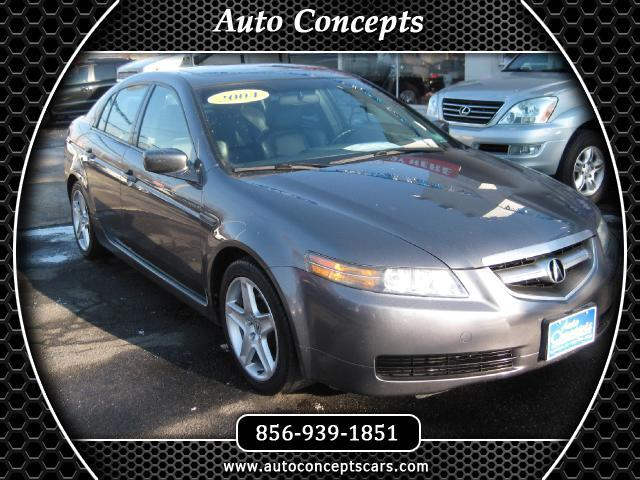 Acura TL 5-Speed AT with Tech Package 2004