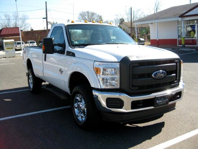 2014 Ford F-350 SD XL 4WD