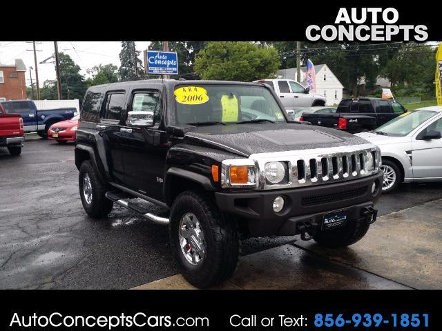 2006 HUMMER H3 4WD 4dr H3T Luxury