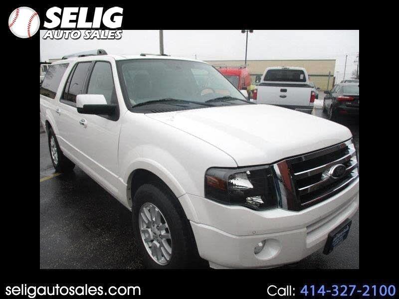 2014 Ford Expedition EL EL Limited 4WD