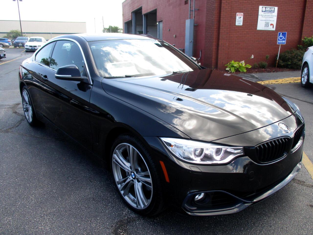 2016 BMW 4-Series 435i xDrive