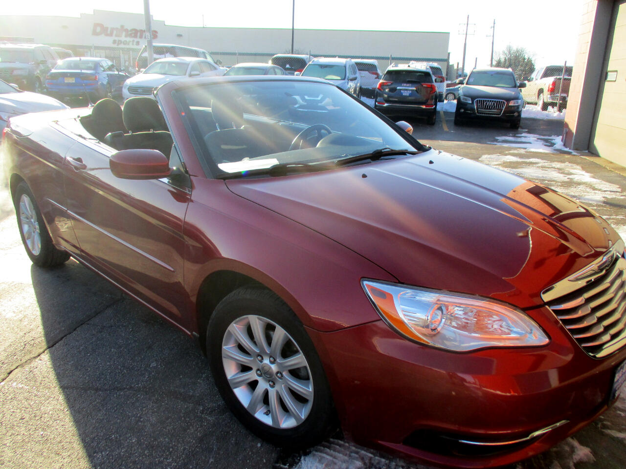 Chrysler 200 Touring Convertible 2011