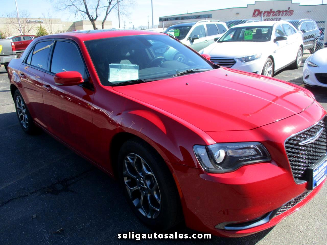 Chrysler 300 S V6 AWD 2017