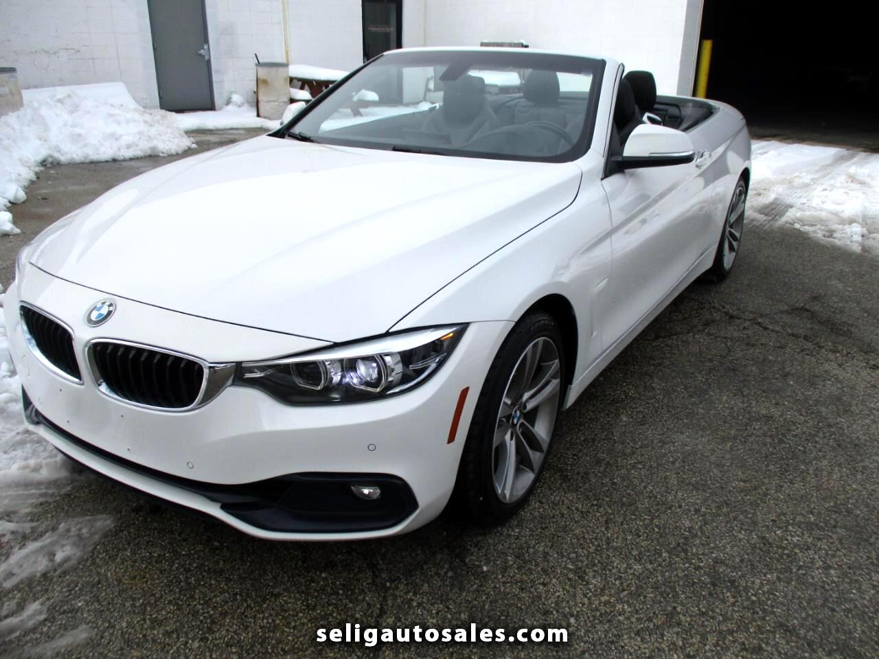 BMW 4-Series 430i Convertible 2018