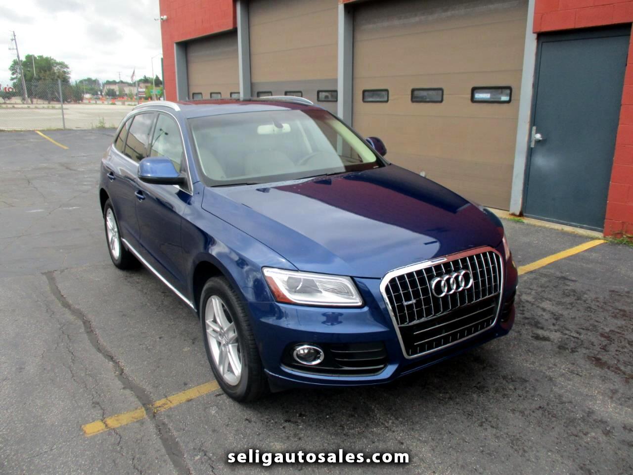 Audi Q5 TDI 2014