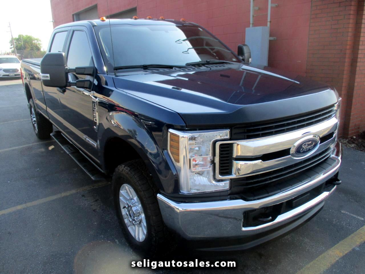 Ford F-350 SD FX4 Crew Cab Long Bed 4WD 2019
