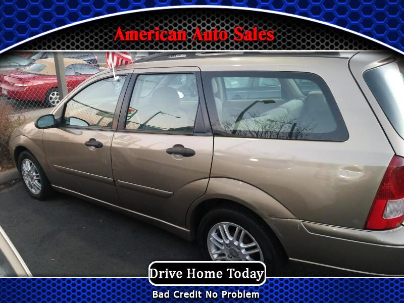 2004 Ford Focus Wagon ZTW