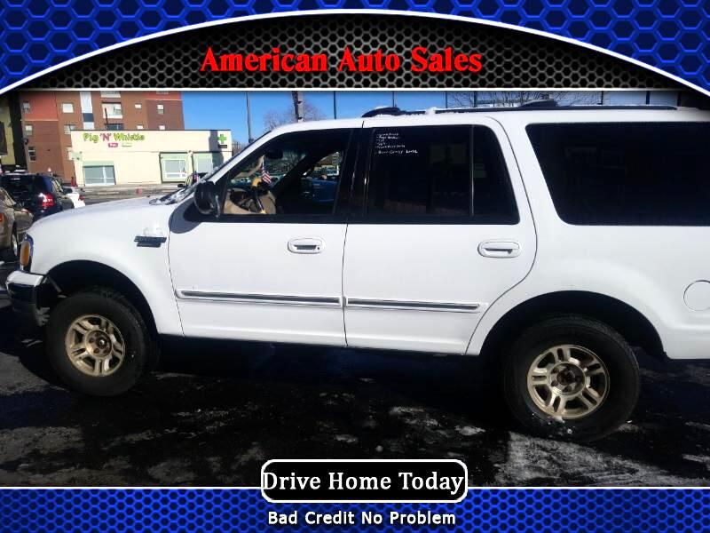 2002 Ford Expedition 4.6L XLT 4WD