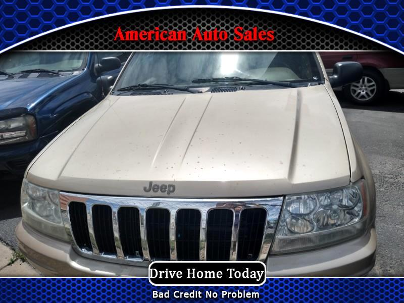 2001 Jeep Grand Cherokee 4dr Limited
