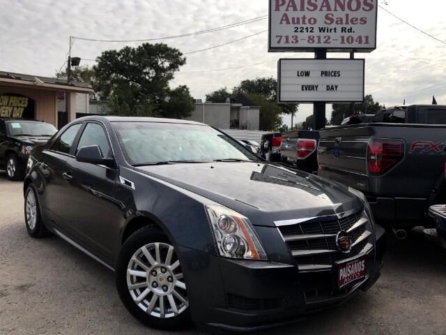 2011 Cadillac CTS 3.0L Luxury AWD