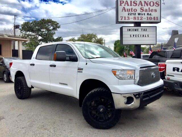 Used 2011 Toyota Tundra GRANDE 4WD for Sale in Houston TX ...
