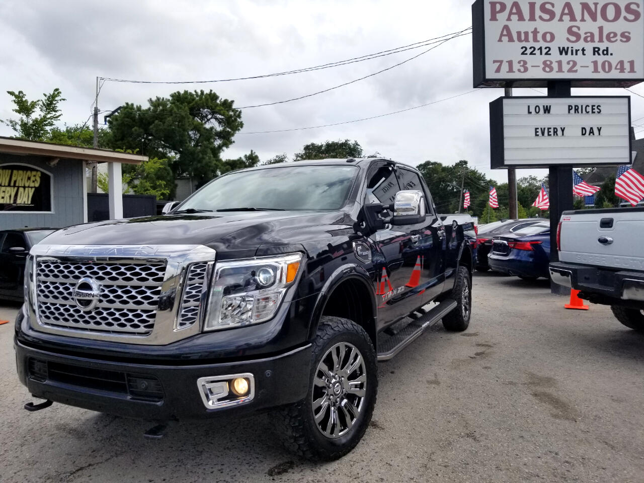 Paisanos Auto Sales >> Used Cars Houston Tx Used Cars Trucks Tx Paisanos Auto