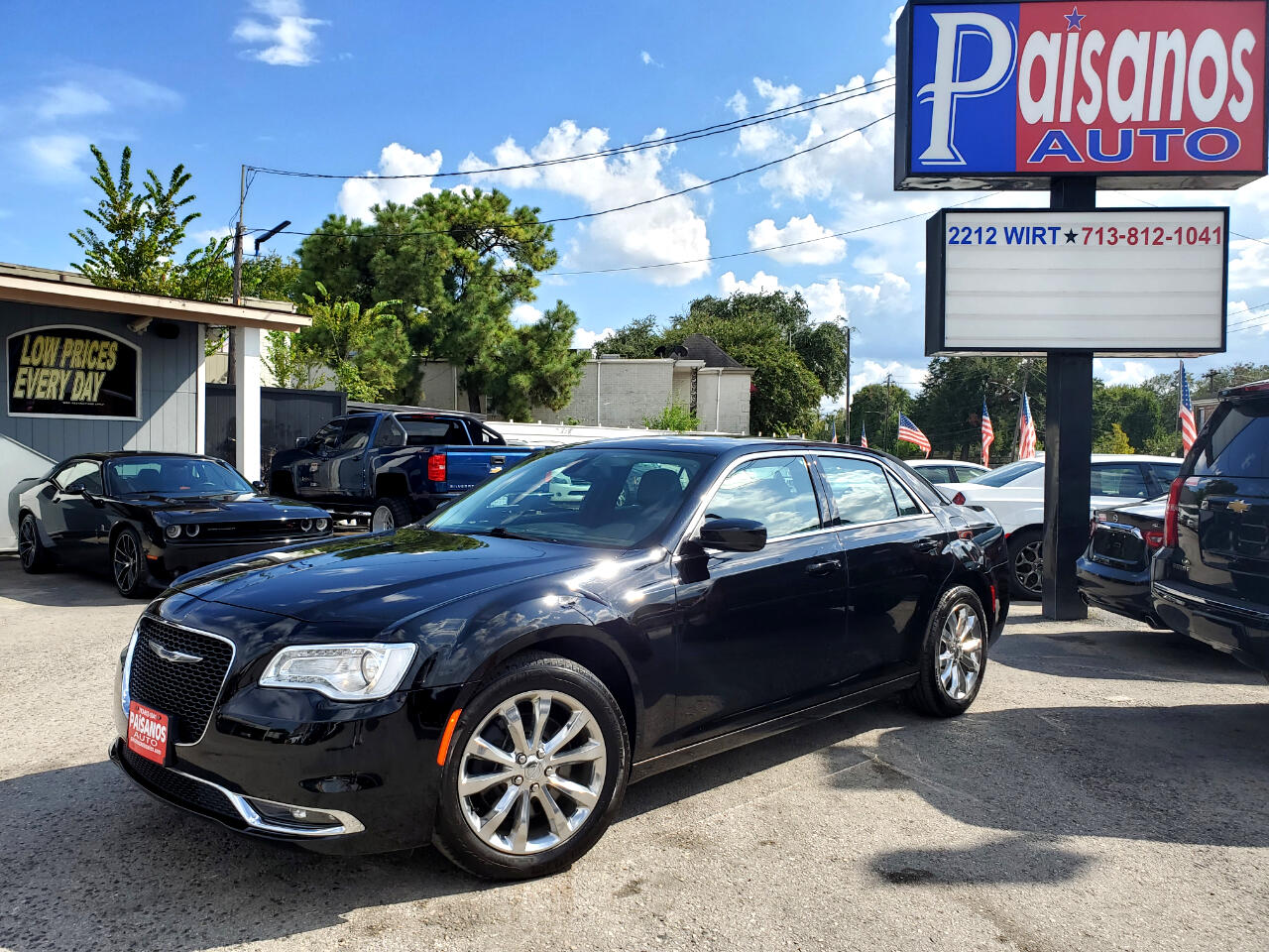 Chrysler 300 Limited AWD 2016