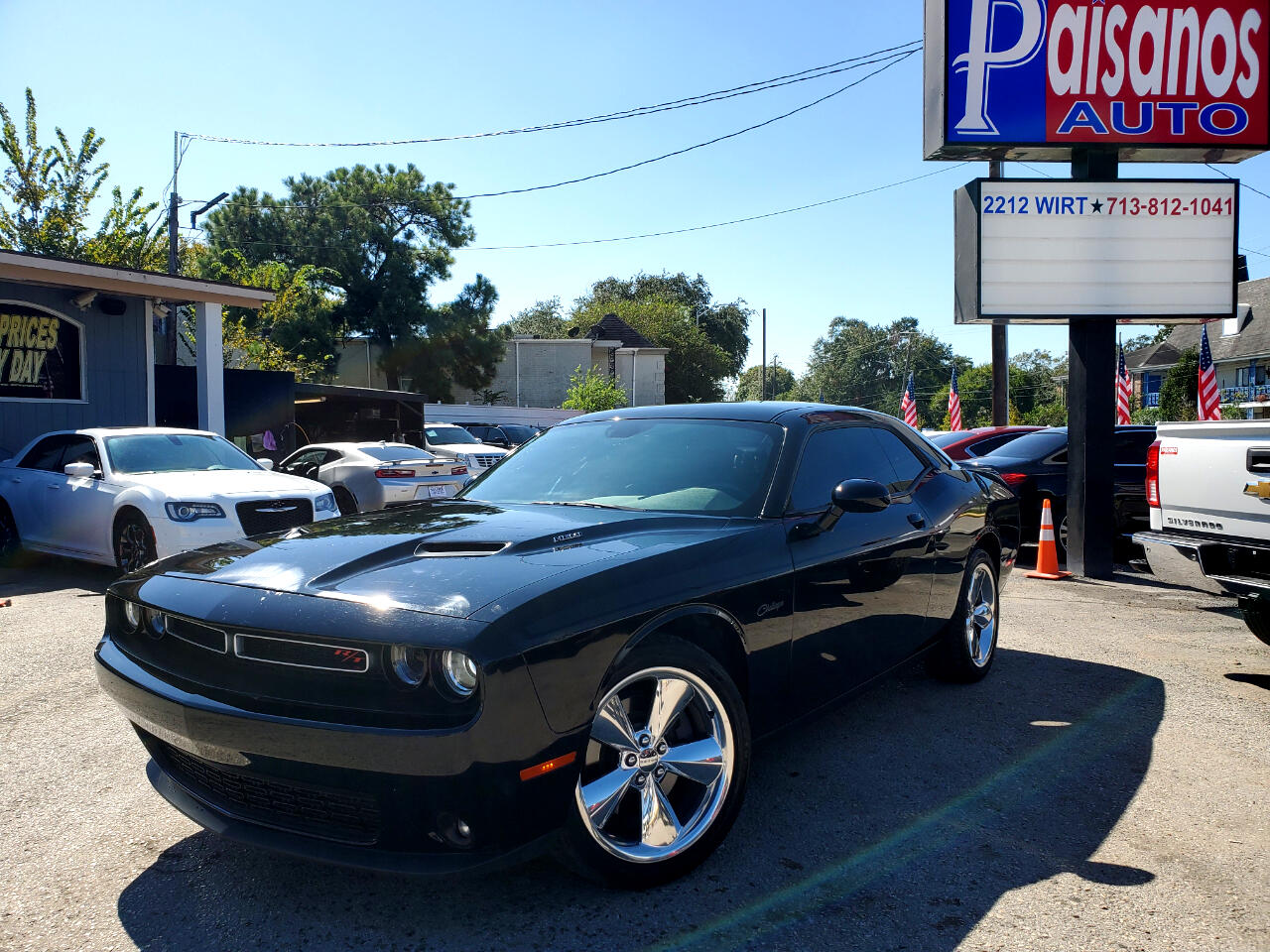 Dodge Challenger R/T Plus 2016