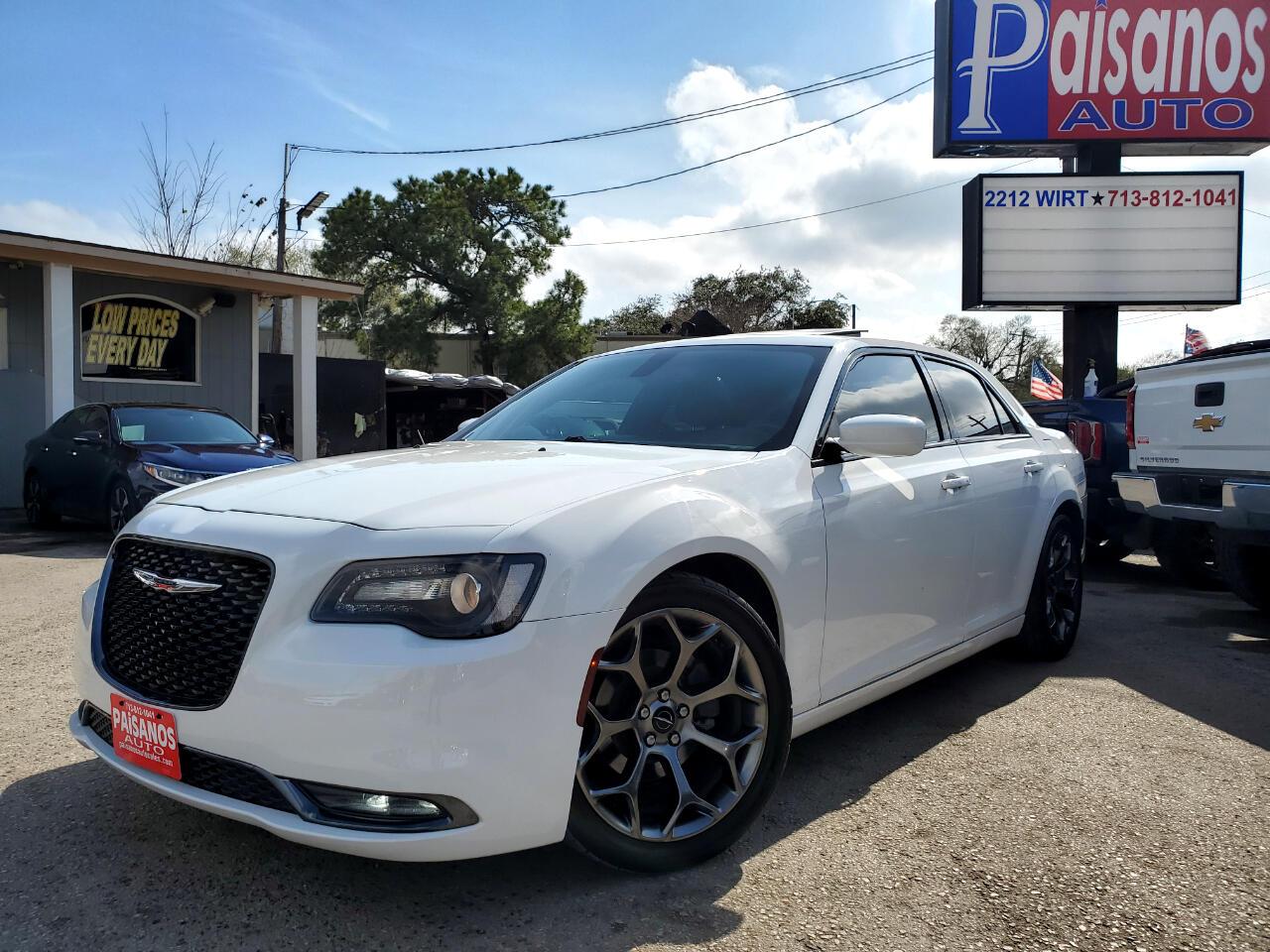 Chrysler 300 S V6 RWD 2015