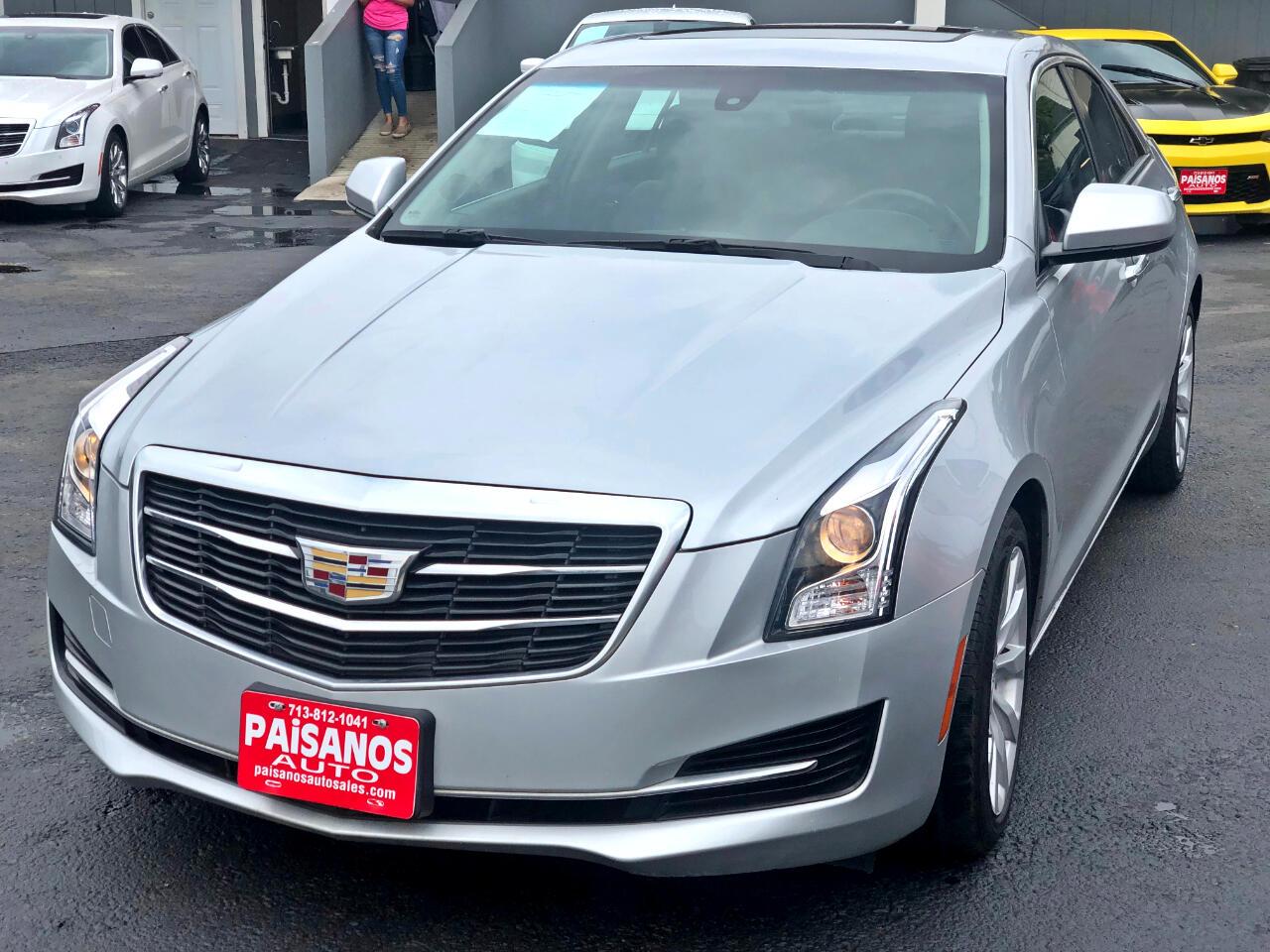 Cadillac ATS 2.0L Standard RWD 2018