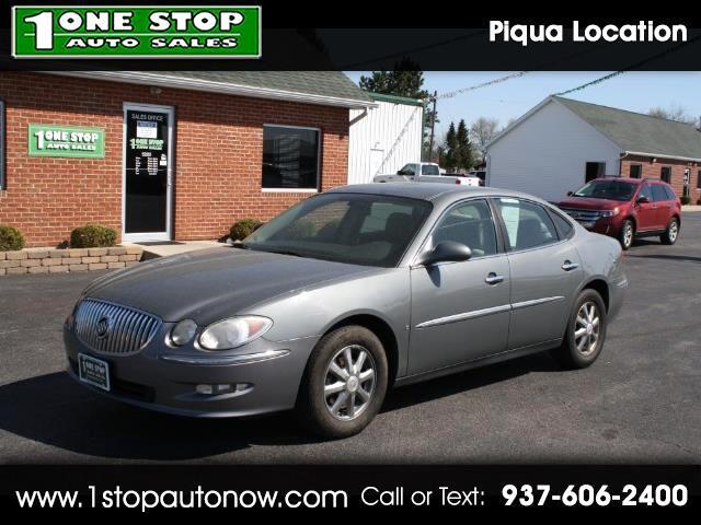 2009 Buick LaCrosse CX
