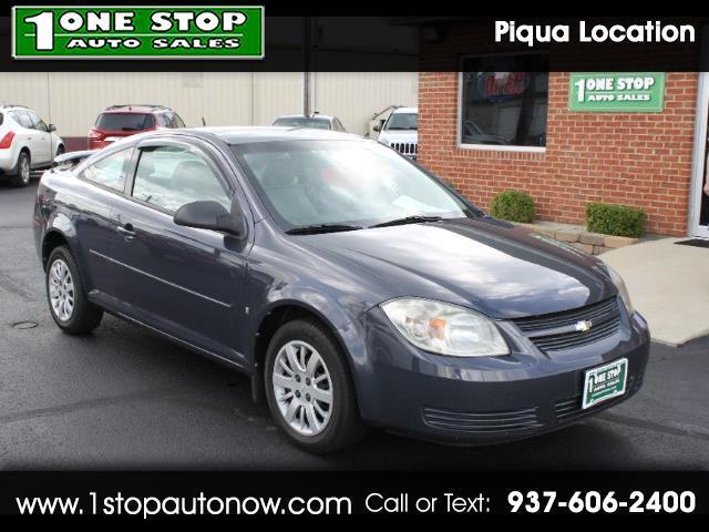 2009 Chevrolet Cobalt 2dr Cpe LS