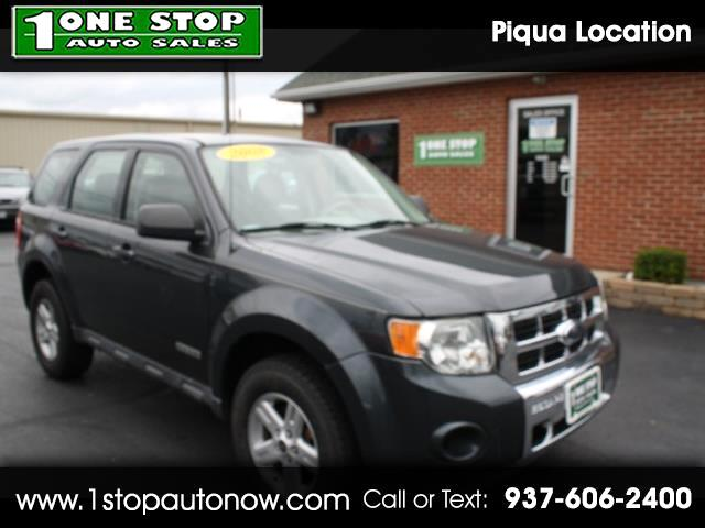 2008 Ford Escape FWD 4dr I4 Man XLS