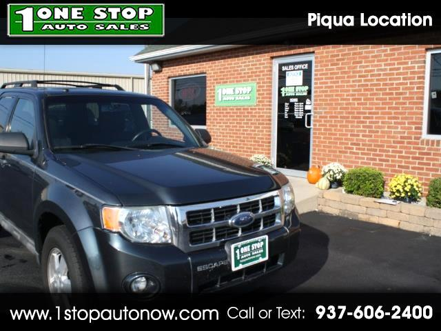 2009 Ford Escape FWD 4dr V6 Auto XLT