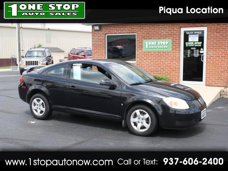 2009 Pontiac G5 2dr Cpe