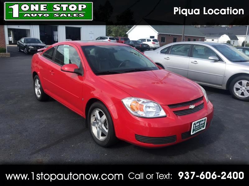 2007 Chevrolet Cobalt 2dr Cpe LT