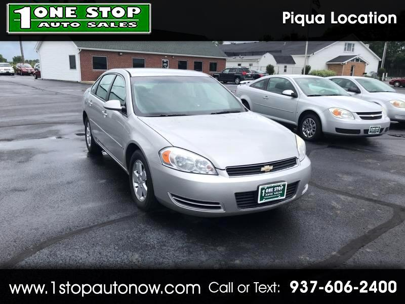 2007 Chevrolet IMPALA LT Base
